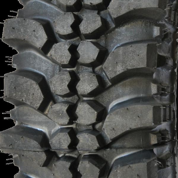 Terenowe Opony 4x4 Extreme T3 27575r16 Włoskiej Firmy Pneus Ovada