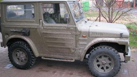 Parigi Dakar 195/80 R15